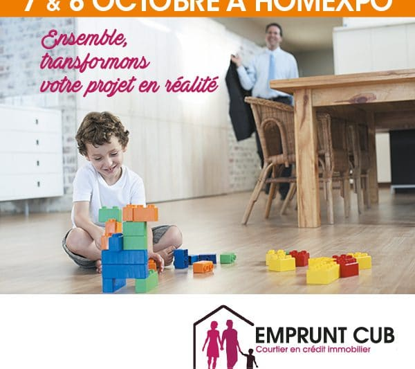 animation Emprunt CUB au village Homexpo
