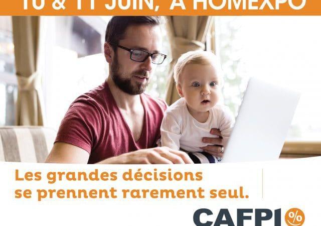 animation CAFPI homexpo